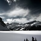 Bow Lake by Paul Tupman