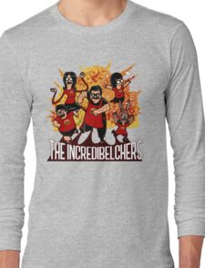 The Incredibelchers Long Sleeve T-Shirt