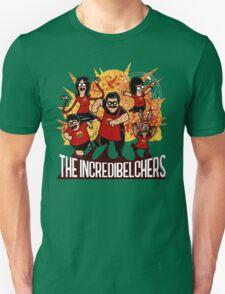 The Incredibelchers Unisex T-Shirt