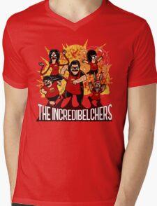 The Incredibelchers Mens V-Neck T-Shirt