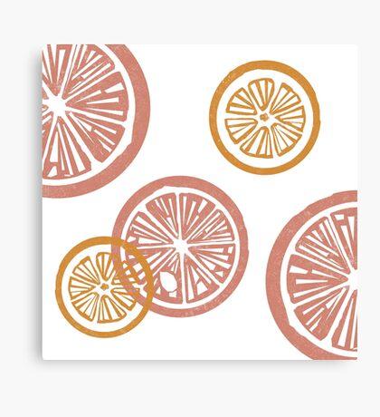 Citrus B Canvas Print