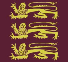 Three Lions by TriciaDanby