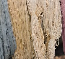 skeins of wool by spetenfia