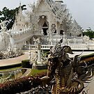 white temple by Steve Scully