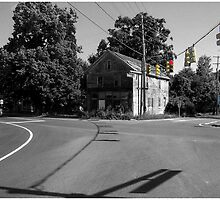 intersection @ Bealesville by mychaelalchemy