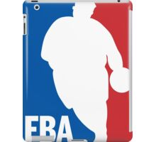 FBA (Fat man Basketball Association) iPad Case/Skin