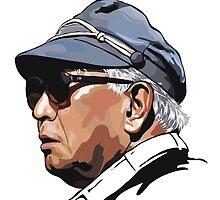 Akira Kurosawa by Gogman