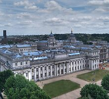 Greenwich College by Karen Martin