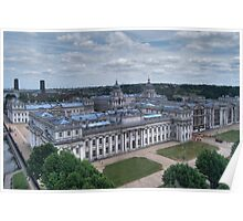 Greenwich College Poster