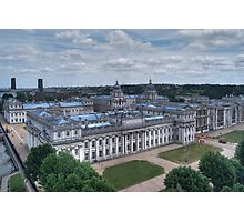 Greenwich College Photographic Print