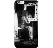 Through the mirror iPhone Case/Skin