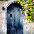 Crathes Castle Door by Stephen Maxwell