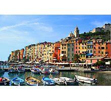 Portovenere Italy Photographic Print