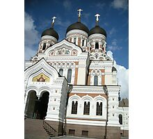 Orthodox Church Photographic Print