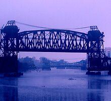 Joliet RR bridge by Tymlaird