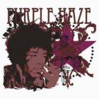 PURPLE HAZE by Kristal Blanco