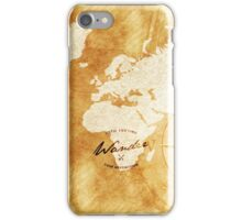 Wander the World  iPhone Case/Skin