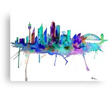 The Greatest City in the World Canvas Print
