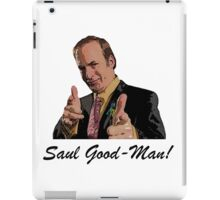 Its Saul Good-Man! iPad Case/Skin
