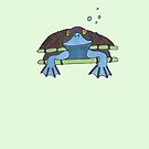 Turtle smile by Anne van Alkemade