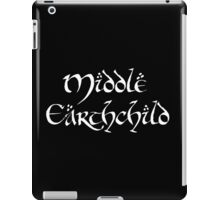 Middle Earthchild iPad Case/Skin