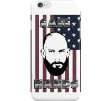 Tim Howard Safe Hands Flag iPhone Case/Skin