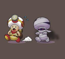 Captain Toad Mummy Chase Kids Clothes