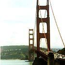 Golden Gate II by Tom Gomez