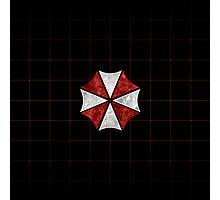 Resident Evil Umbrella Corporation Photographic Print