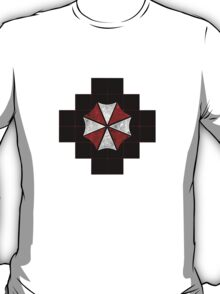 Resident Evil Umbrella Corporation T-Shirt