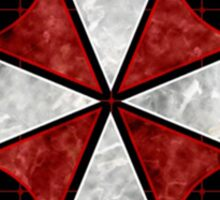 Resident Evil Umbrella Corporation Sticker