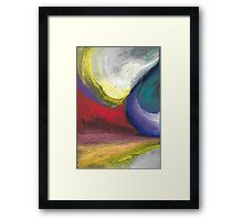 Abstract Mix Framed Print