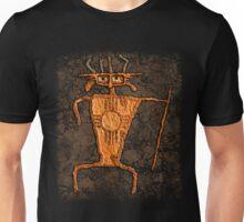 Petroglyph Warrior Unisex T-Shirt