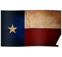 The Lone Star State Poster