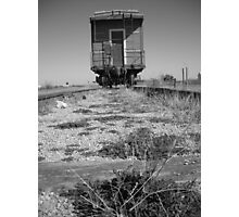 Caboose? Photographic Print