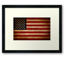 The United States of America Framed Print