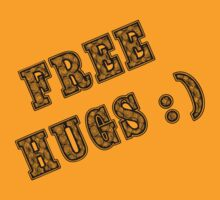 Free Hugs :) 2 by Saing Louis