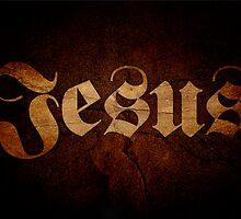 Jesus by webart