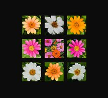 Zinnia Mania by Bonnie T.  Barry