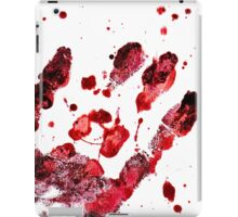 Werther's Hand iPad Case/Skin