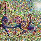 spirit of the horse by Calgacus