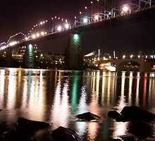 Chattanooga Nights by TeresiaSimmons