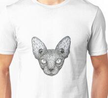 art of the cat  Unisex T-Shirt