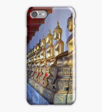 Buddha Statues iPhone Case/Skin