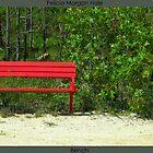 Bench by Felicia Morgan Hale