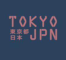 tokyo, japan sign 2 by MonsterCrossing
