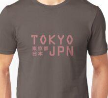 tokyo, japan sign 2 Unisex T-Shirt