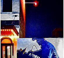 Night Rider #3 by Mark Ross