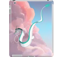 White Dragon iPad Case/Skin