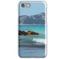 Gentle seas iPhone Case/Skin